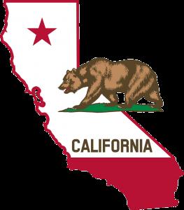 California flag.