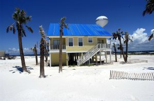 A beach house in Florida and the sun, two things you'll miss about Tampa when you move out.