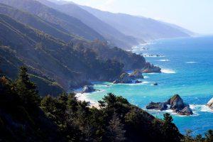 Coast on Big Sur.